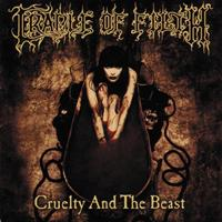 [1998] - Cruelty And The Beast [Limited Edition Celtic Cross]