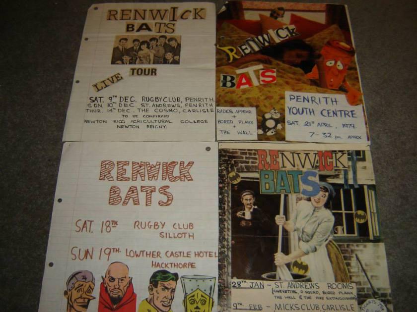 Renwick Bats