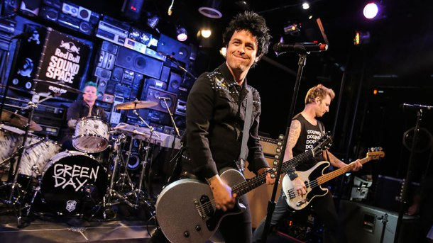 green day sound space 15 Most Influential Bands Of The 90s