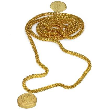 yeezychain Kayne West Debuts New Jewelry Line