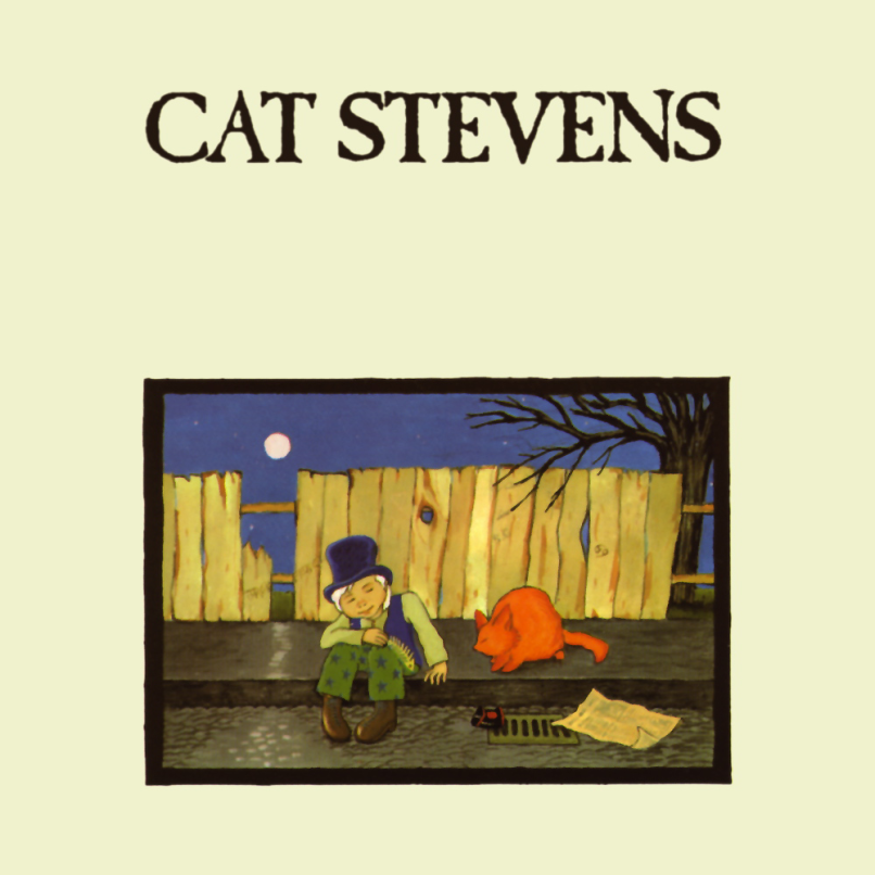 61d248f98e7a4a1093eff9699291913c 10 Years and 10 Questions with Yusuf / Cat Stevens