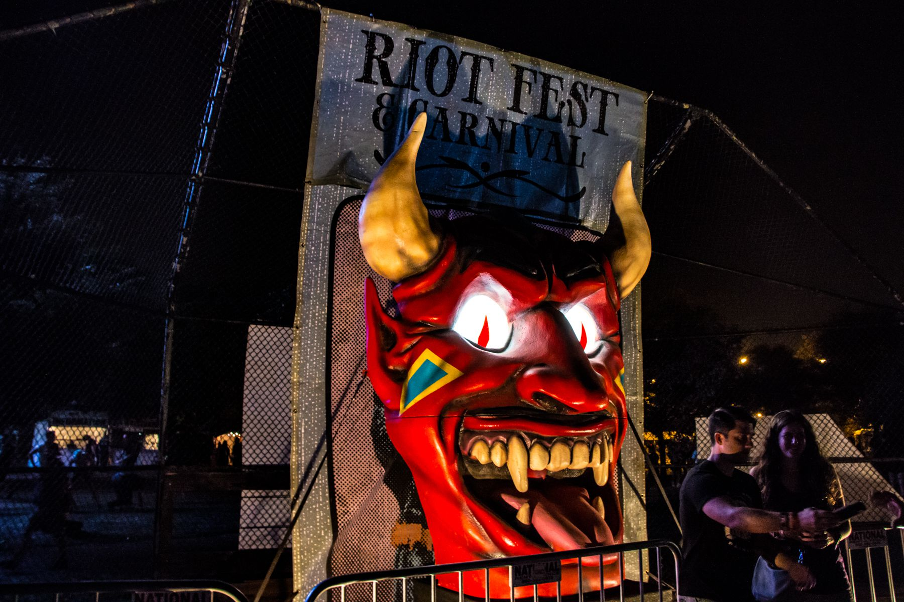 day 1 1 lior phillips Riot Fest 2017 Festival Review: From Worst to Best