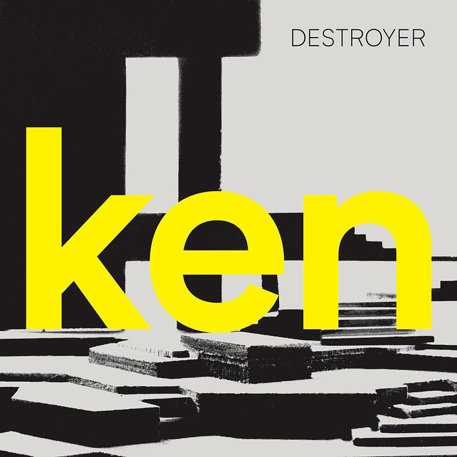 destroyer ken1 Destroyer reveals new album ken: Stream/Download