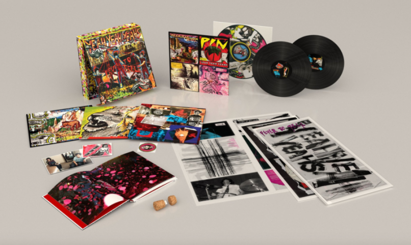 fever to tell yyys boxset e1508438767317 Yeah Yeah Yeahs release deluxe reissue of Fever to Tell: Stream/download