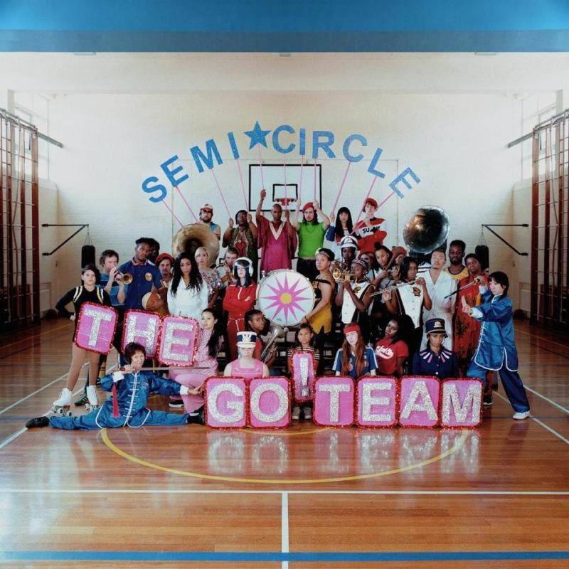 go team semi circle album The Go! Team announce new album, share lively Semicircle Song: Stream