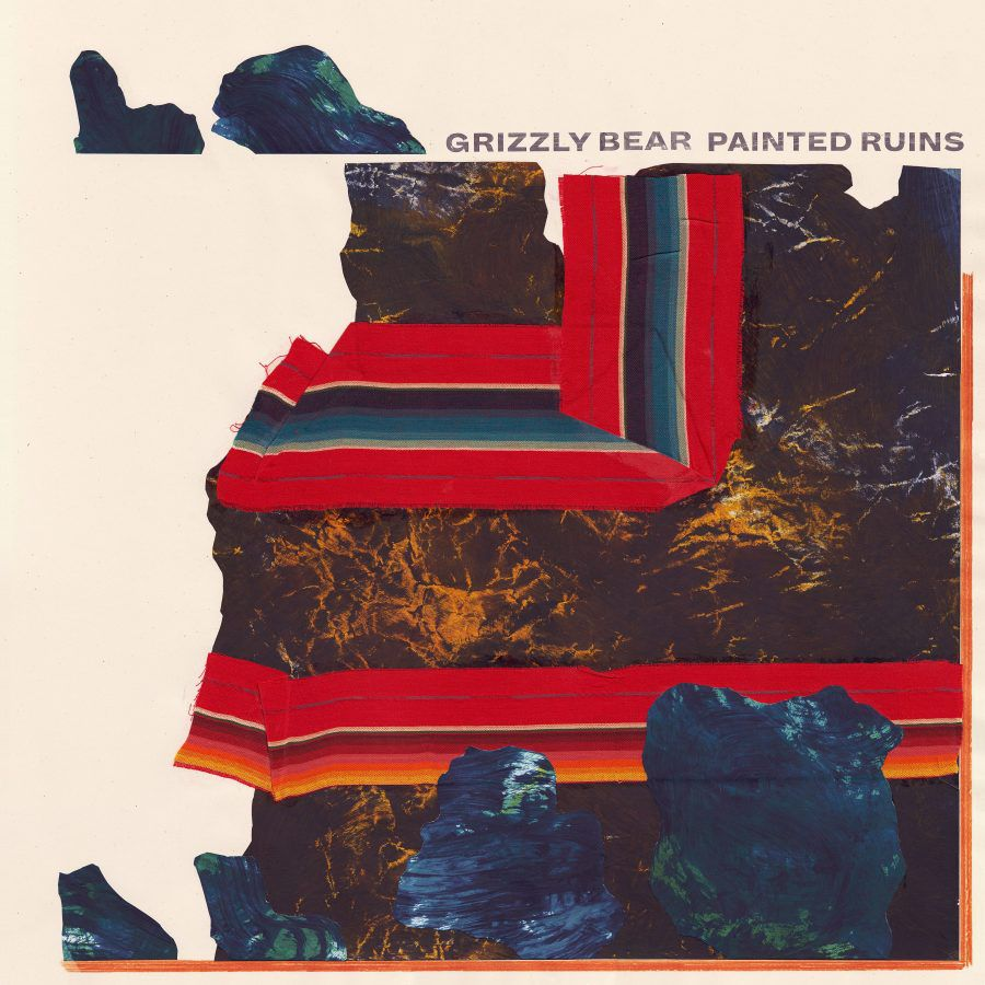 grizzly bear painted ruins 300dpi 12in   hires e1503009248661 Grizzly Bear release Painted Ruins, their first album in five years: Stream