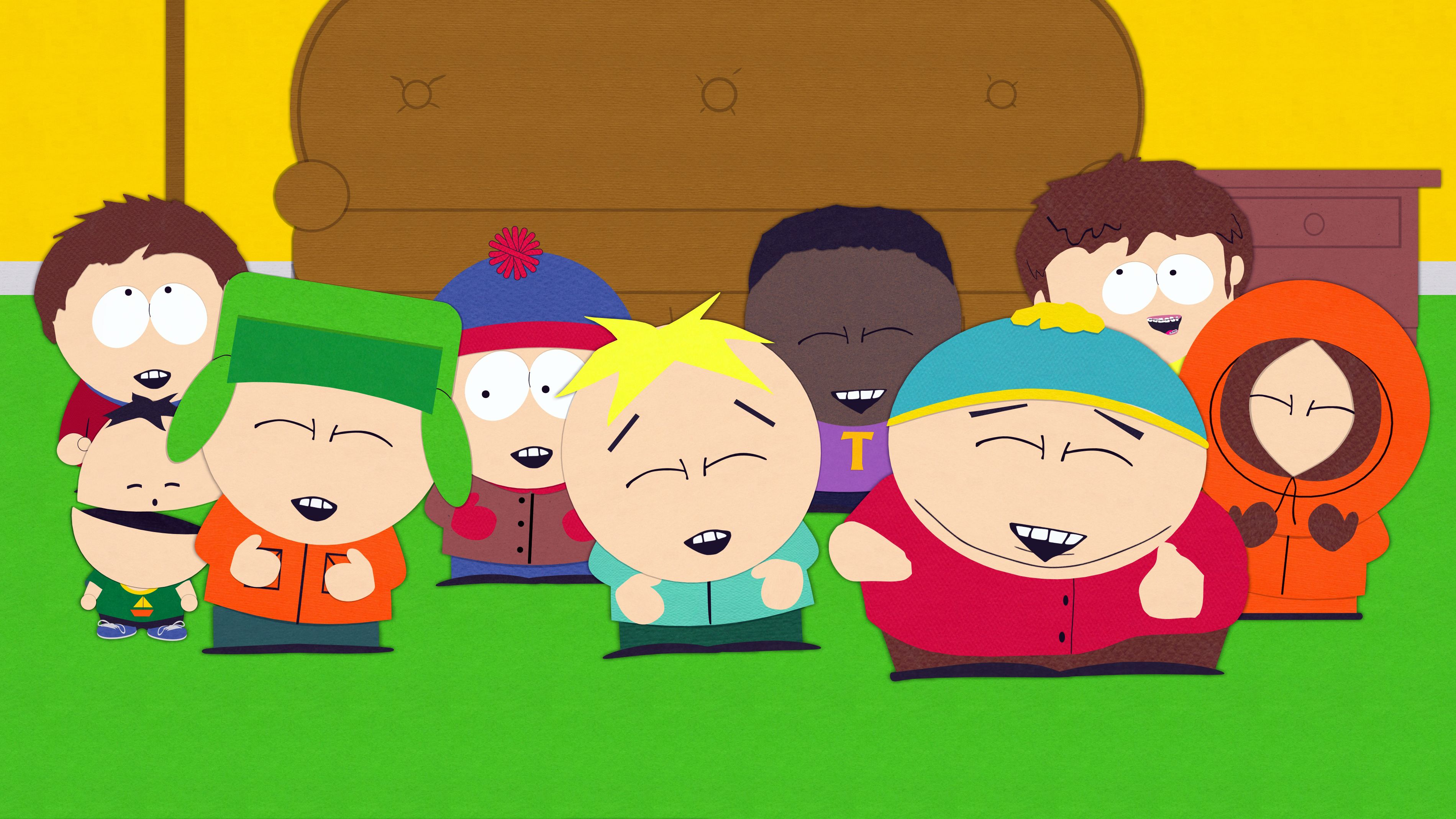 south parks satire The top 10 south park episodes trending today this episode includes brilliant satire of america's outrage of sex over violence in this case.