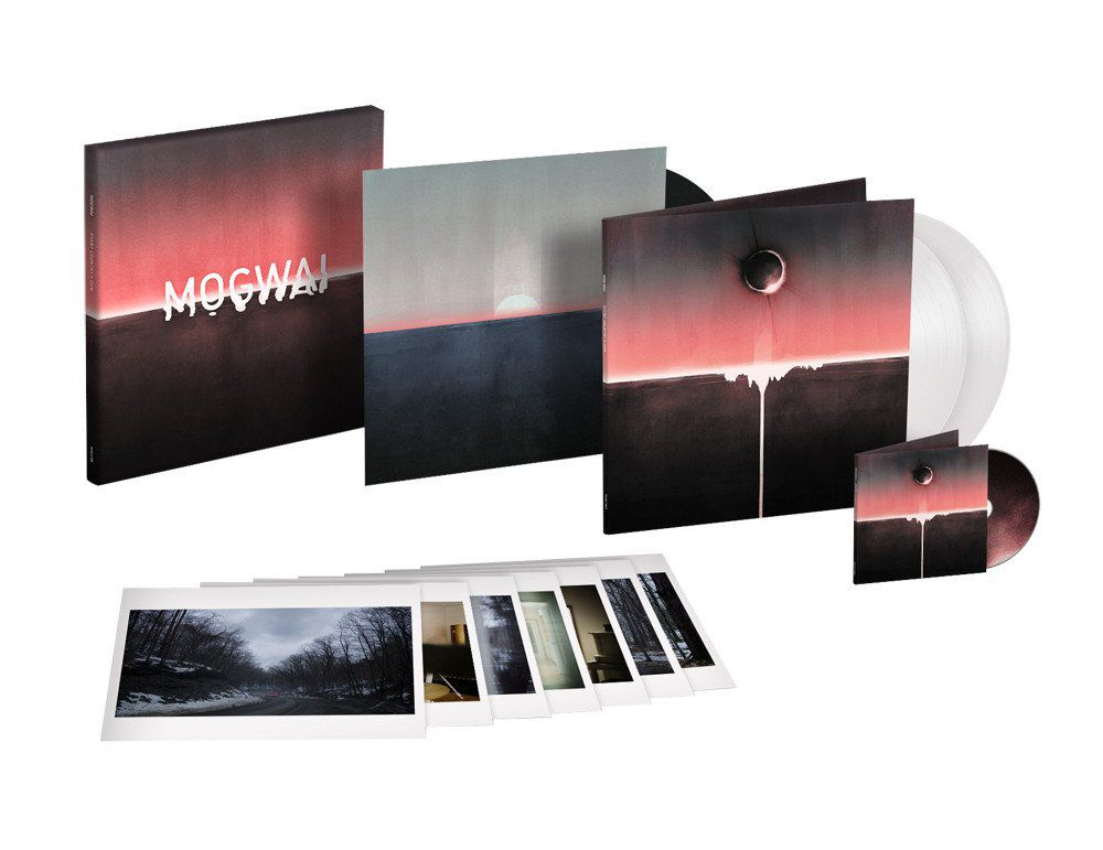 trr291dlx white vinyl display a 1024x1024 Mogwai announce new album, Every Country's Sun, share Coolverine    listen