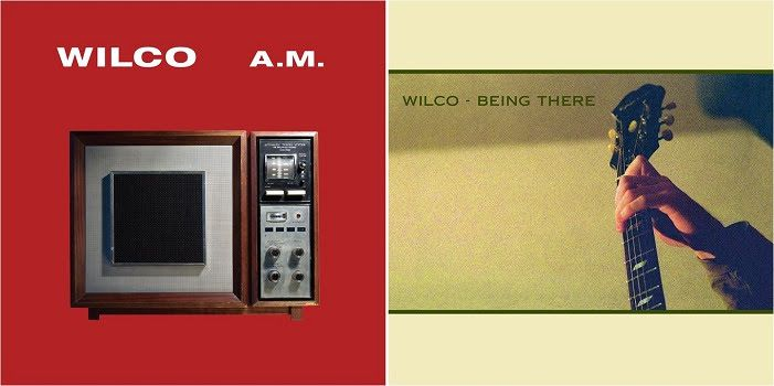 unnamed 21 Wilco announce deluxe reissues of A.M. and Being There