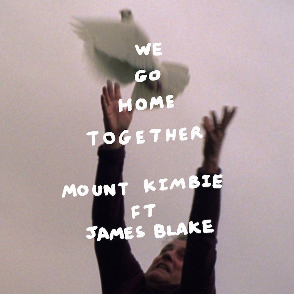 wegohometogether 3000 James Blake joins Mount Kimbie on new song We Go Home Together    listen
