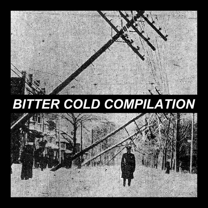 "V/A - Bitter Cold Compilation 7"" cover art"