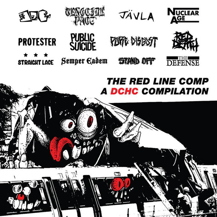 The Red Line Comp cover art