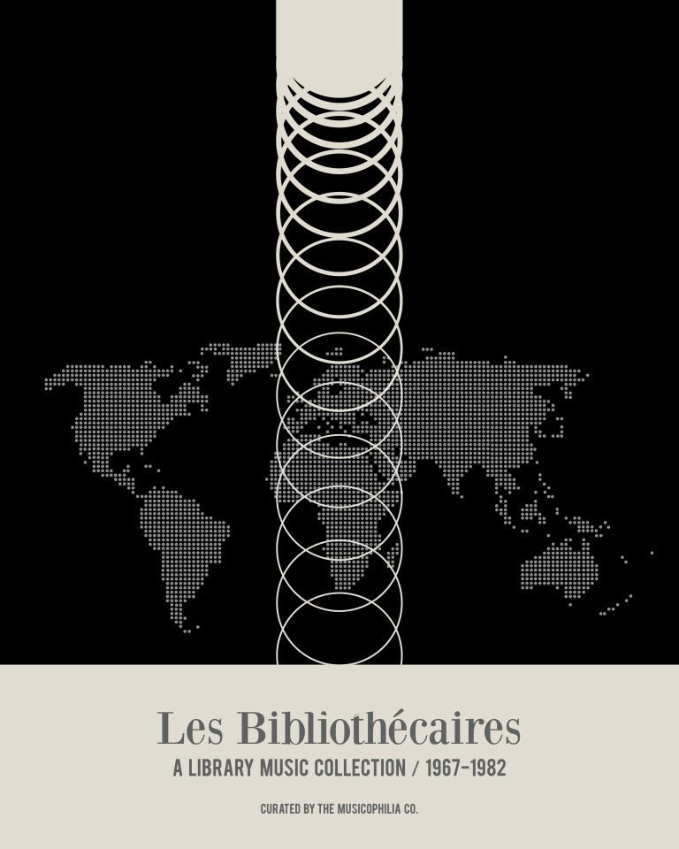 [Musicophilia]_Les Bibliothécaires_A-Library-Music-Collection_POSTER