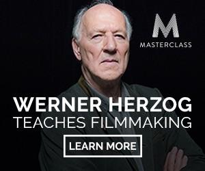 WERNER HERZOG TEACHES FILMMAKING. LEARN MORE.