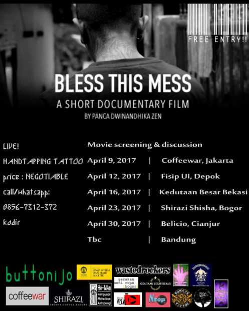 BLESS THIS MESS – Movie Screening Tour 2017 | Download